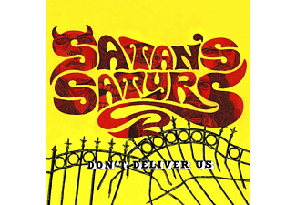Satan's Satyrs - Don't Deliver Us [CD]
