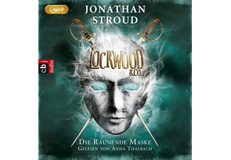 Lockwood & Co. - Die Raunende Maske - 2 MP3-CD - Kinder/Jugend