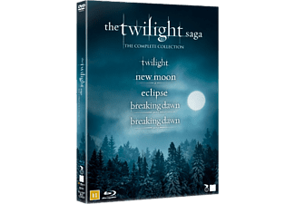 The Twilight Saga - Complete Collection Box Drama Blu-ray