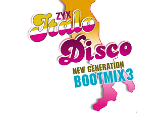 VARIOUS - Zyx Italo Disco New Generation Boot Mix 3 - (Vinyl)