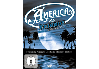 America & Friends - Live In Concert - (DVD)