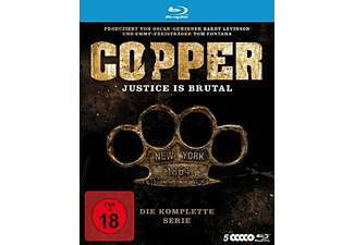 Copper - Justice is brutal. Die komplette Serie [Blu-ray]