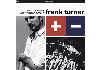 Frank Turner - Positive Songs For Negative People (CD)