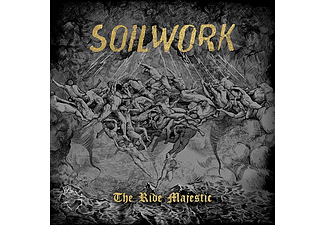 Soilwork - The Ride Majestic (CD)