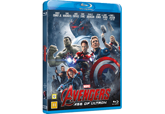 Avengers: Age of Ultron Action Blu-ray