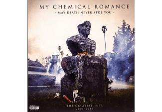 My Chemical Romance - May Death Never Stop You - (LP + DVD Video)