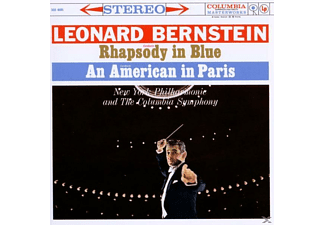 Leonard Bernstein - Rhapsody In Blue/An American In Paris & West Side - (CD)