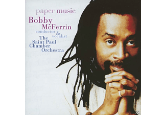 Bobby McFerrin - Paper Music [CD]