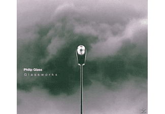 Philip Glass - Philip Glass: Glassworks [CD]