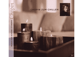 VARIOUS - Chopin Zum Chillen [CD]