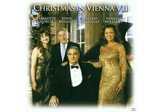 Plácido Domingo, Domingo,P./Bennet,T./Williams,V./Church,C./+ - Christmas In Vienna Vii [CD]
