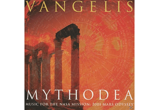 Kathleen Battle,Jessye Norman,Vangelis - Mythodea-Music For The Nasa Mission: 2001 Mars O [CD]