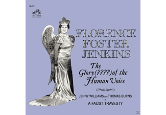 Florence Foster Jenkins - The Glory (????) Of The Human Voice - (CD)