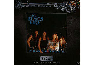 St.Elmos Fire - Desperate Years - (CD)