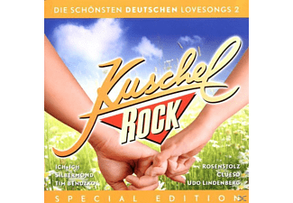 VARIOUS - Kuschelrock - Deutsche Lovesongs Vol.2 [CD]
