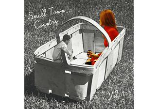 VARIOUS - Small Town Country, Vol.1 - (CD)
