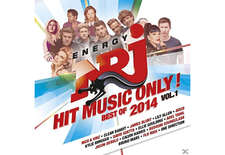 Various - Energy-Hit Music Only!Best Of 2014, Vol.1 [CD]
