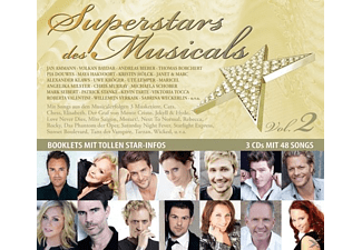Various - Superstars Des Musical 2 - (CD)