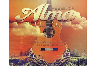 VARIOUS - The Best Of Alma Chillout - (CD)