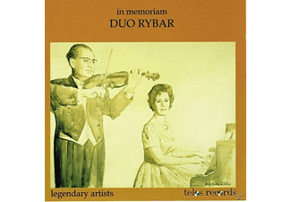 Duo Rybar, VARIOUS - In Memoriam Duo Rybar - (CD)
