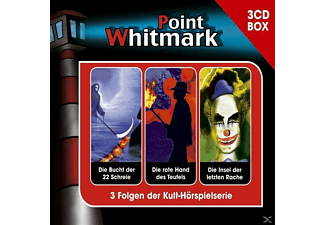 Point Whitmark - Point Whitmark-3-Cd Hörspielbox Vol.1 - (CD)