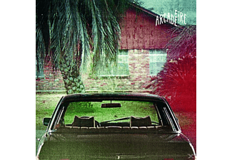 Arcade Fire - THE SUBURBS - (CD)