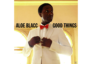 Aloe Blacc Good Things Pop CD
