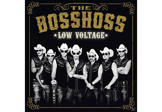 The Bosshoss Low Voltage Rock CD