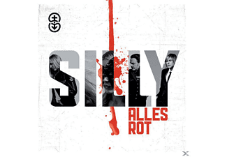 Silly - ALLES ROT (ORIGINAL ALBUM PLUS BONUSTRACK) [CD]