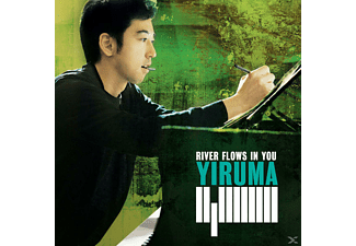 Yiruma - RIVER FLOWS IN YOU [CD]
