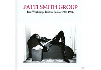 Patti Group Smith - Jazz Workshop, Boston January 9th 1976 - (CD)