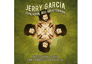 Jerry Garcia, John Kahn, Bill Kreutzman - Pacific High Studio Sf Ca 06-02-72 [CD]