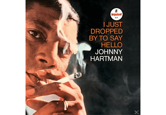 Johnny Hartman - I Just Dropped By To Say Hello (Back To Black) - (Vinyl)