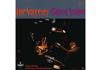 Gabor Szabo The Sorcerer Back To Black Edition Βινύλιο
