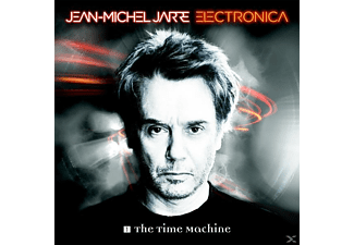 Jean-Michel Jarre Electronica 1: The Time Machine Βινύλιο