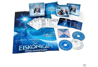 VARIOUS - Die Eiskönigin (Frozen)-Superdeluxebox (Lim.Ed.) [CD]