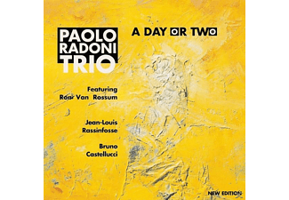 Paolo Radoni - A Day Or Two (Remastered Version 2011) - (CD)