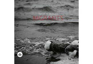 Nicola Sergio - Migrants [CD]