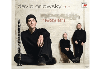 David Orlowsky Trio - NESSIAH [CD]
