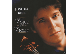 Joshua Bell, Orchestra of St. Luke's - Voices Of The Violin [CD]