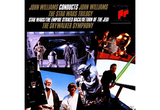 John Williams - John Williams Conducts John Williams - (CD)