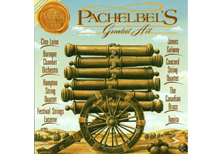 VARIOUS - Pachelbel's Greatest Hit [CD]