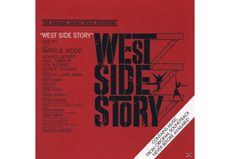 VARIOUS - West Side Story (Sony Broadway) - (CD)