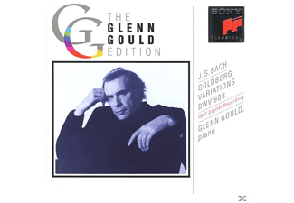 Glenn Gould - Goldberg Variations, Bwv 988 (1981 Recording) - (CD)