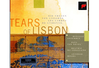 Paul Van Nevel / Huelgas Ensemble - Tears Of Lisbon-Portugese Fado - (CD)