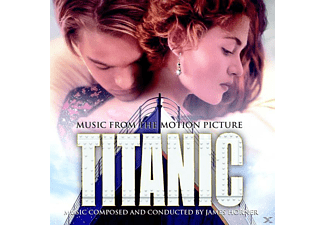O.S.T., James (composer) Horner - Titanic (Original Soundtrack) - (CD)