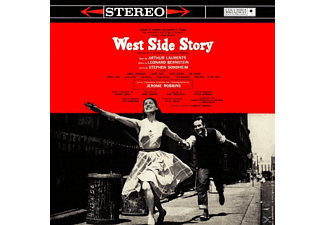The Original Soundtrack - West Side Story (Original Broadway Cast) [CD]