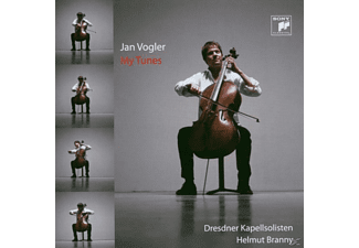Jan Vogler, Vogler, Jan/Branny, Helmut/Dresdner Kapellsolisten - My Tunes - (CD)