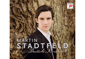 Martin Stadtfeld - Deutsche Romantik (Limited Edition) [CD]
