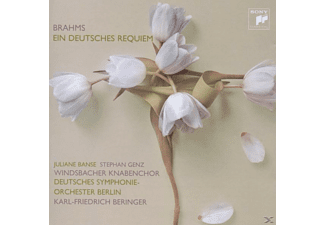 VARIOUS, Windsbacher Knabenchor/Beringer/DSO/Banse/Genz - Ein Deutsches Requiem Op.45 - (CD)